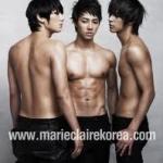 Jang Hyun Seung, Lee Gi Kwang és Son Dong Woon.jpg