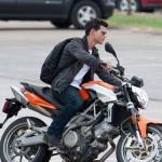 Taylor sexy motoros :)♥
