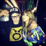 CL and Skrillex