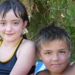 Gergővel (13 éves)