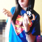 my name is SUPERMAN.<333