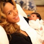 Beyonce és Blue-Ivy