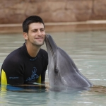 Novak Djokovic&Delfin