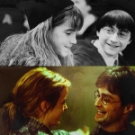 Harry and Hermione 1-7