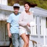 Sel és Justin♥