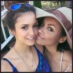 Nina and Kat♥
