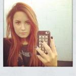 Demi vörös hajjal 2011.11.08.
