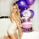 Ashley Tisdale_bday cake_PURE Nightclub.jpg