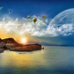 álom ország tenger partján....