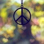 Peace..