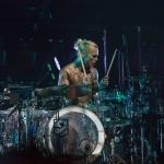 Steve Forrest drum