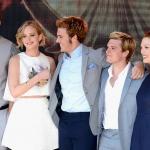 Mockingjay Promo in Cannes
