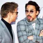 Jeremy Renner, Robert Downey Jr.
