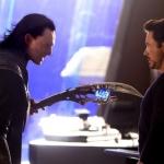 Tom Hiddleston, Robert Downey Jr.,