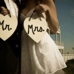 Mr. and Mrs. :D