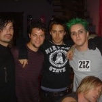 Tomo, Jared, Jepha, Branden & Bam
