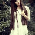 Ilyen hajat akarok :)