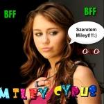 Miley (CSAK UNALOMBÓL!)