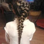 My hair! :))