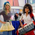 Robin Sparkles & Jessica Glitter