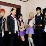 cosplay team 3