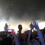 VOLT 2014 (Arctic Monkeys) - esélyem sem volt normális fotót csinálni :D ja és nem volt annyira szar a koncert, mint mondják, a 13 éves AM-ribancok voltak a szarok