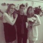 our graduation:)<3