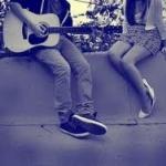 cortez gitározik