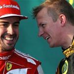 Alonso és Räikkönen