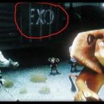 Még a madagaszkárban is tudják mi a jó :D I love EXO <3