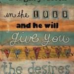 Gyönyörködj az Úrban...kell egy ilyen pólóó!! *-*