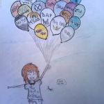 K-POP Ballons