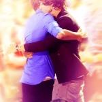 cute Larry hug.jpg