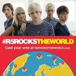 r5 rocks the world