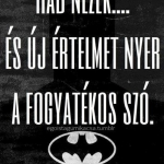 And I am Batwoman.∑