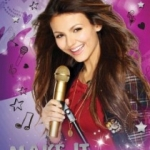 victoria justice poster