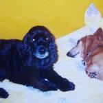 Blanche és Zizi néhai kutyáim -2002 óta HIÁNYOZNAK.JPG