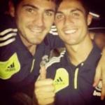 Cassiano :) (Casillas & Cristiano)