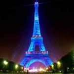 Blue Eiffel*--*