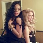 Shakira and Rihanna ♥