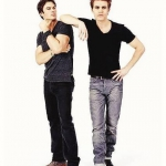 Ian~Somelharder and Paul~Wesley ♥