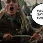legolas hair xd