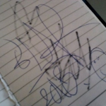 BLR-aláírás