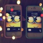 Minion iPhone Love