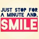 SMILE!!! ;)
