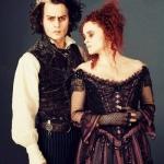 Mrs.Lovett and Todd