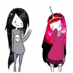 Buborék hercegnő és M.