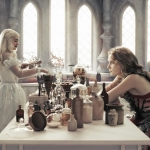 White Queen and Alice