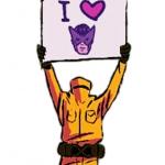 I love Hawkeye