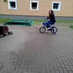 Biciklim xD